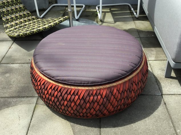 Outdoor-Hocker Dala Dedon