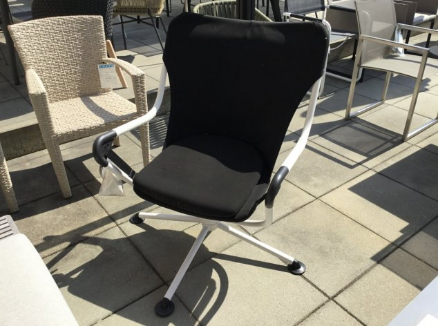 Outdoor-Sessel Waver Vitra
