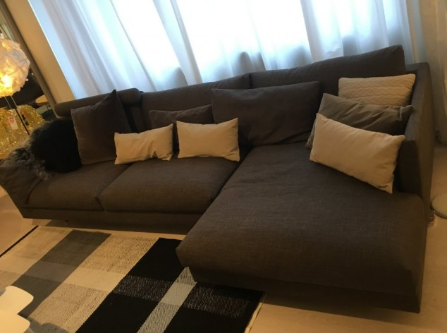 Sofa Axel XL Montis