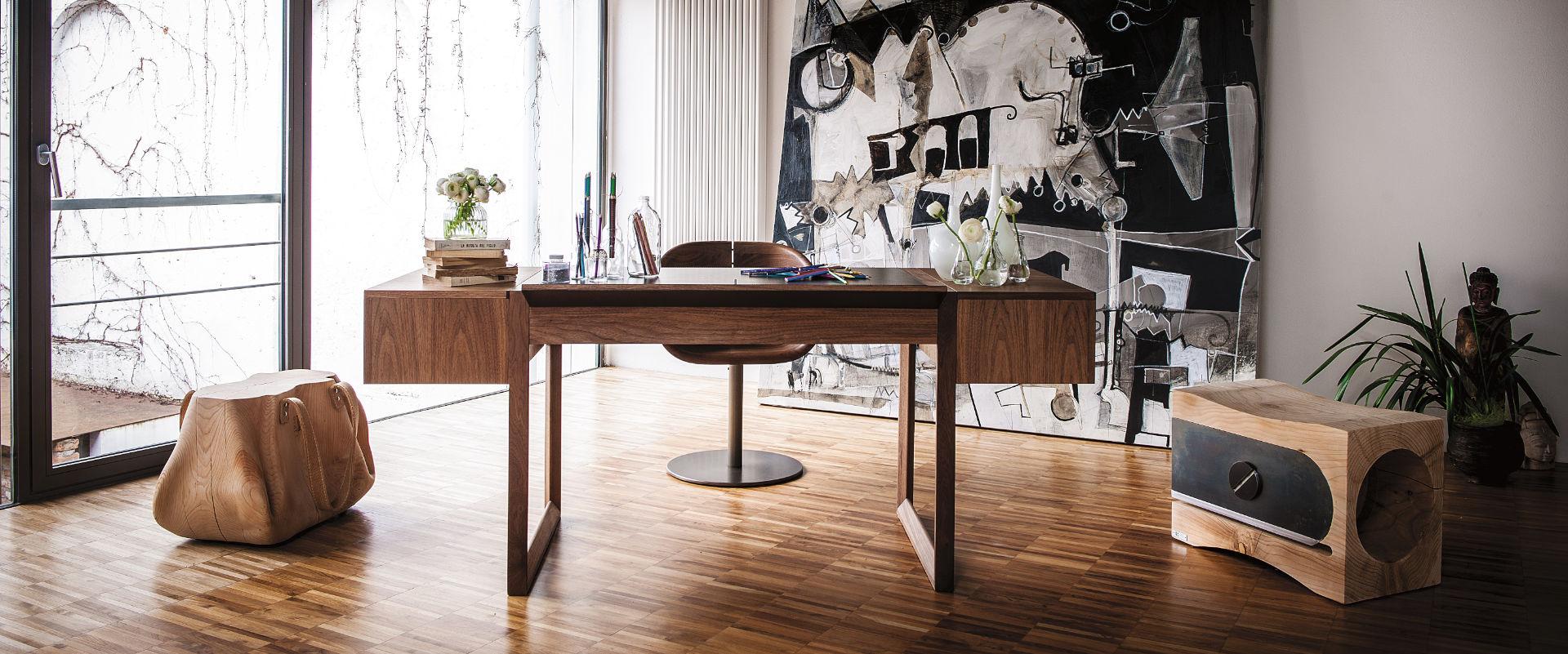 Fretz Einrichtungen, Moderne Arbeitszimmer und Büros