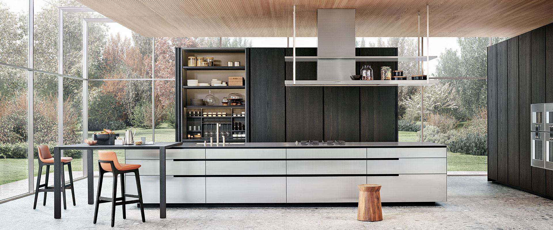 Küchenstudio, moderne Küchen Konstanz, Heroshot