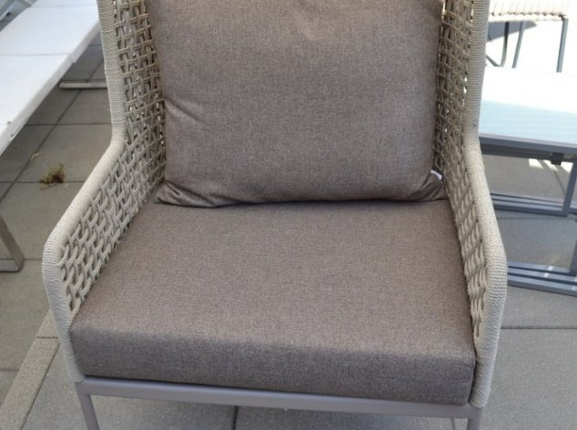 Outdoor-Sessel Greta Stern