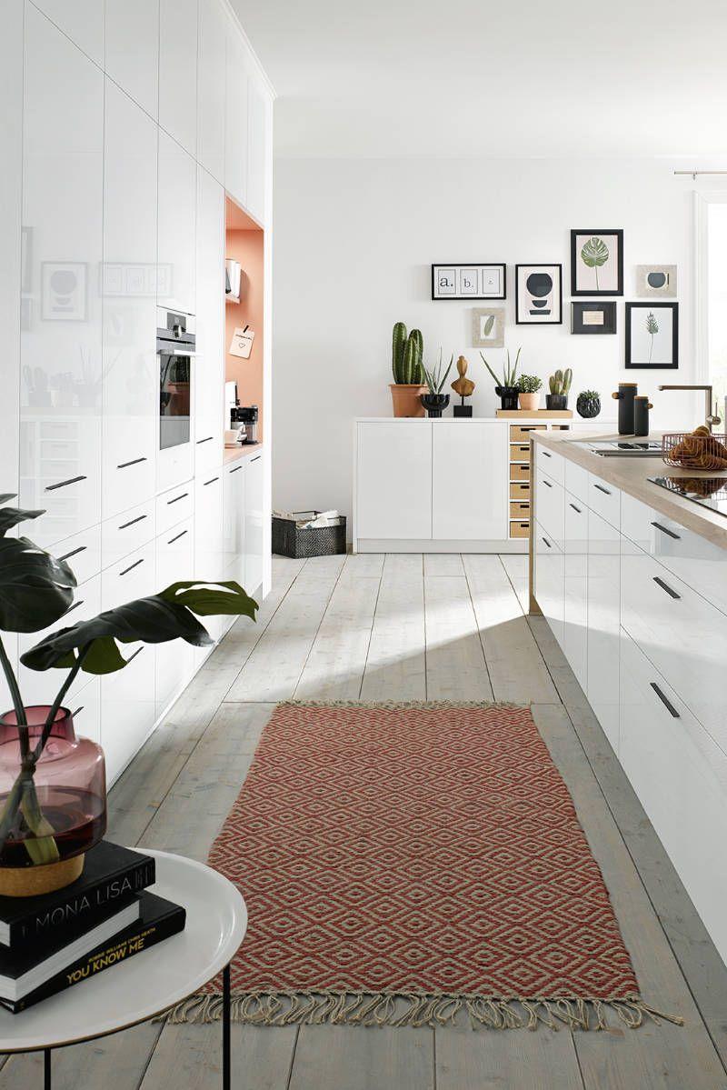 FRETZ, Exklusive Küchen, Küche in weiss