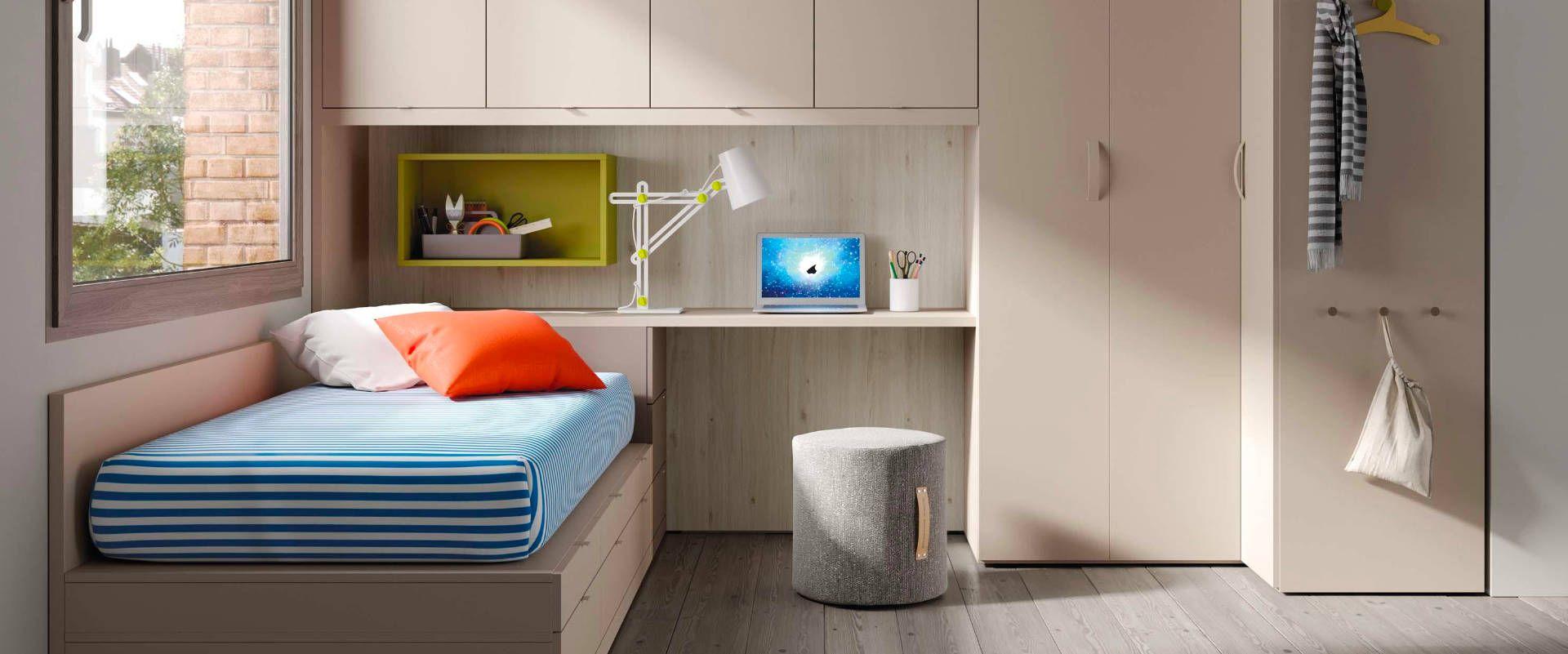 youth bedrooms von JJP Muebles, Exklusive Kindermöbel, Einrichtungshaus FRETZ Konstanz am Bodensee