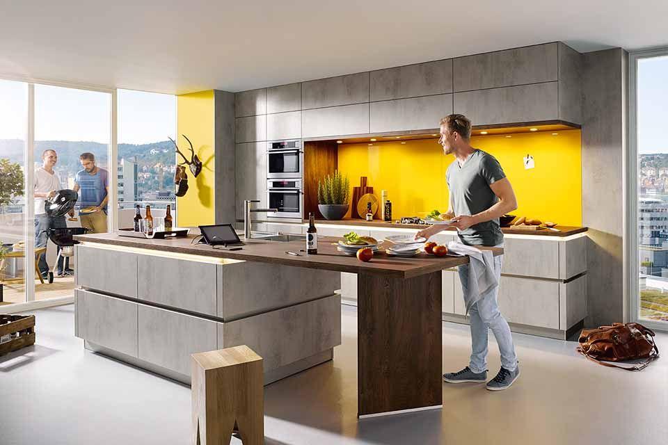 FRETZ, Exklusive Küchen, Moderne Küche, wide