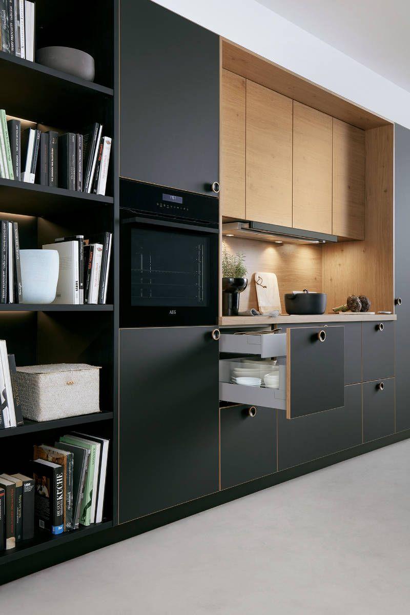 FRETZ, Exklusive Küchen, Küchenzeile