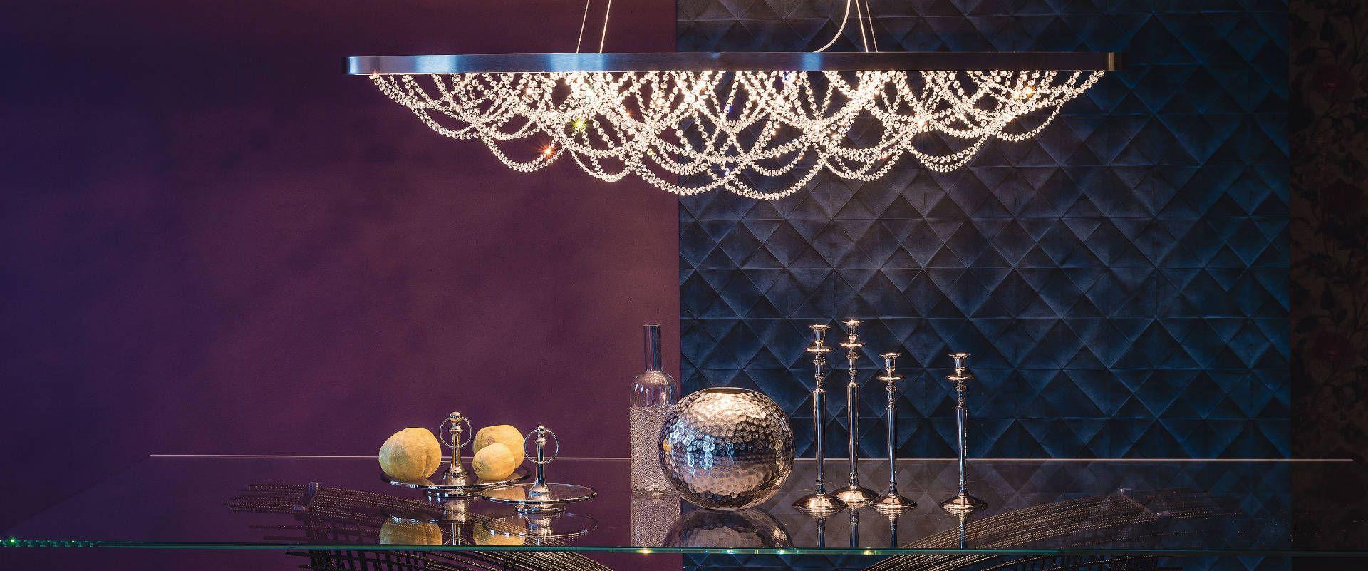 Cattelan cristal, Exklusive Lampen, FRETZ Konstanz am Bodensee