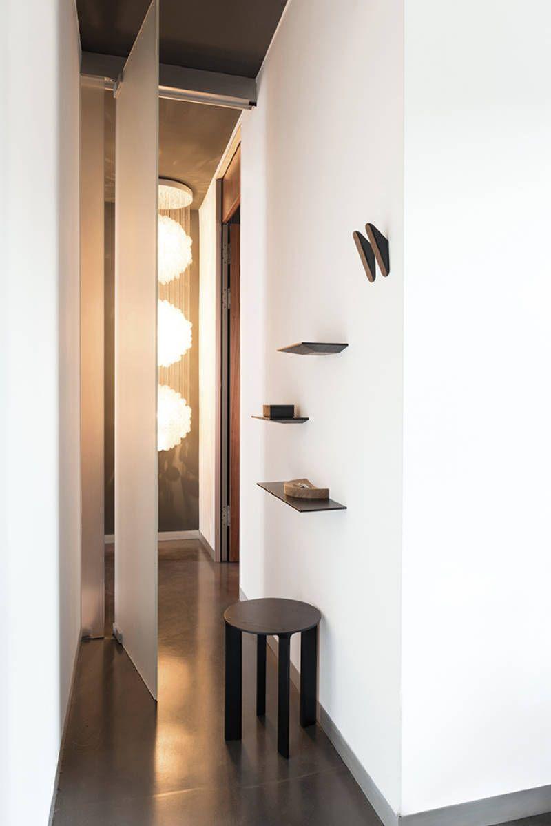 FRETZ, Entrée, Moderner Eingangsbereich