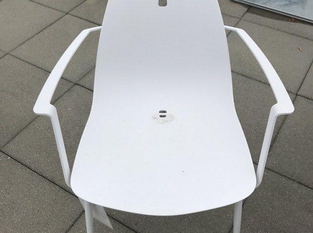 Outdoor-Stuhl Maguerite Weishäupl