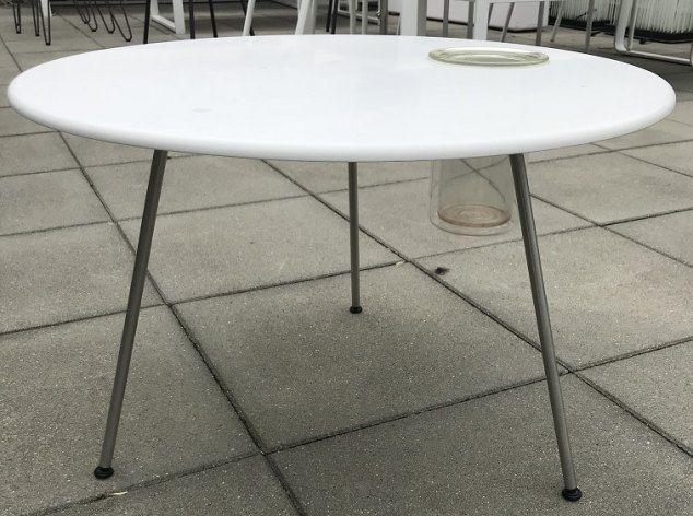 Outdoor-Tisch Air mit Weinkühler Viteo
