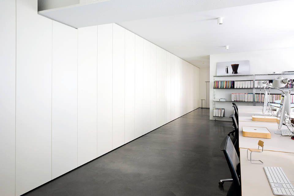 FRETZ, Moderne Arbeitszimmer und Büros, Schönbuch Einbauschrank, wide