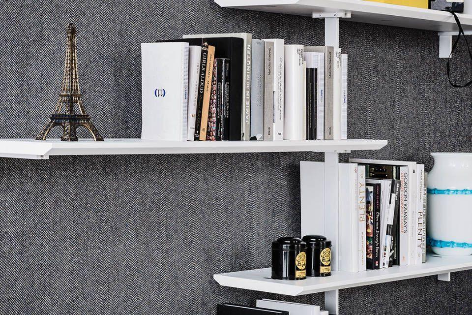 FRETZ, Moderne Arbeitszimmer und Büros, Cattelan airport, regal, wide