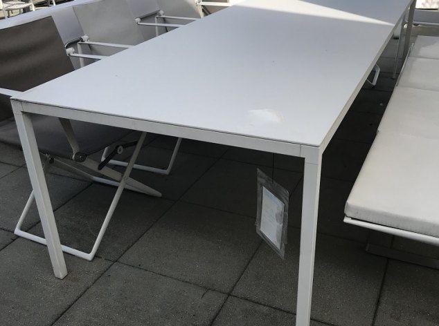 Outdoor-Tisch Helsinki Desalto