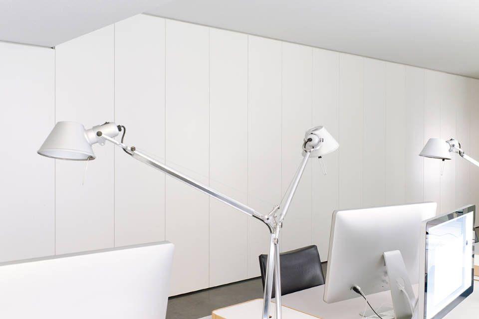 FRETZ, Moderne Arbeitszimmer und Büros, Schönbuch Einbauschrank, wide, img2